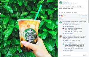 Starbucks Marketing Agency